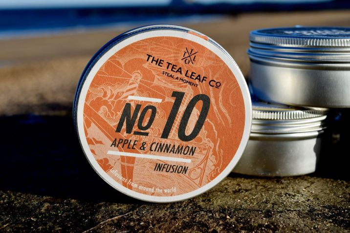 The Tea Leaf Co No 10 Apple & Cinnamon